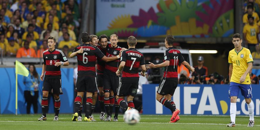 Comunio History Deutschland Gegen Brasilien Da War Doch Was