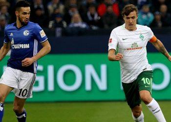 Bringen wieder Leistung: Bentaleb und Kruse von Schalke und Werder Bremen