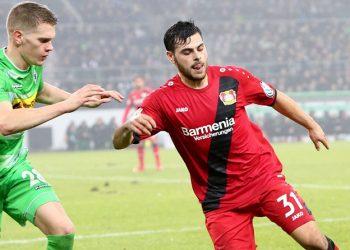 Nach dem DFB-Pokal im Dezember wieder direkte Gegner: Ginter und Volland