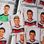 Der Panini-WM-Kader:  Diese DFB-Spieler sind im neuen Panini-Heft