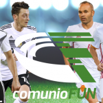Deutschland – Spanien: Fiebert mit ComunioFUN mit
