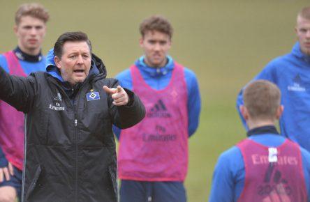 Christian Titz ist der neue Trainer des Hamburger SV.