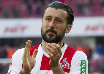 Dominic Maroh vom 1. FC Köln