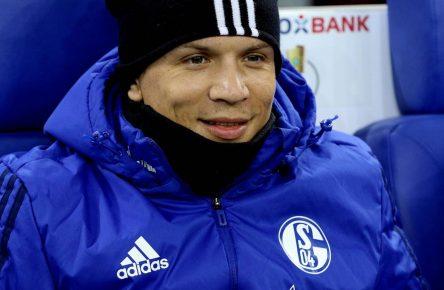 Evgen Konoplyanka sitzt bei Schalke immer häufiger auf der Bank