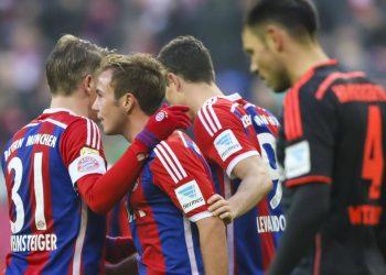 Heiko Westermann nach dem 0:8 des HSV gegen die Bayern