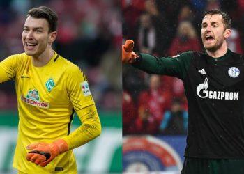 Jiri Pavlenka und Ralf Fährmann