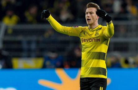 Wieder in starker Form: Marco Reus von Borussia Dortmund