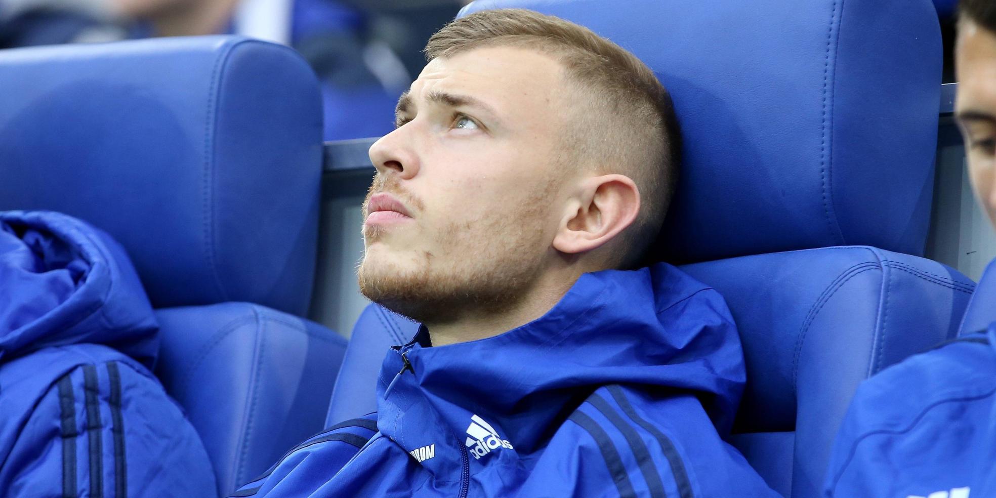 Max Meyer vom FC Schalke 04