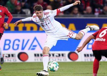 Thomas Müller bleibt Thomas Müller bleibt Thomas Müller bleibt Thomas Müller.
