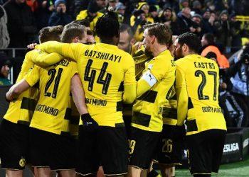 Gemeinsam auf Punktejagd: Borussia Dortmund