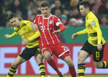 Verluste bei Weigl und Müller von BVB und FCB