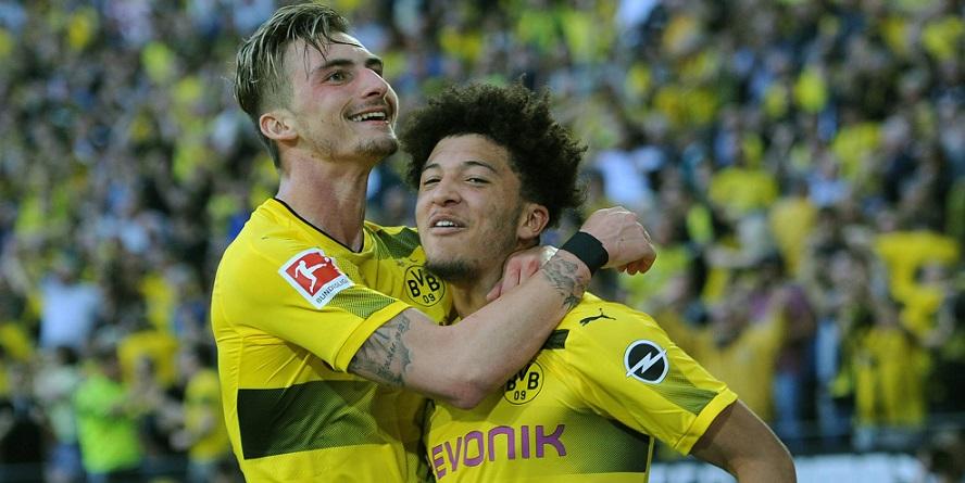 Stark bei Comunio und in der Bundesliga: Philipp und Sancho vom BVB