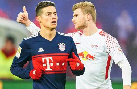 Gut aufgelegt: James und Werner aus München und Leipzig