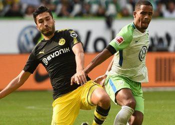 Kurzfristig Zurückgekämpft: Sahin und Didavi von BVB und Wolfsburg