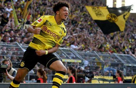 In Comunio-Form: Jadon Sancho von Borussia Dortmund