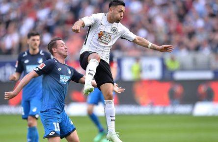 Wieder gefragt: Marco Fabian von Eintracht Frankfurt