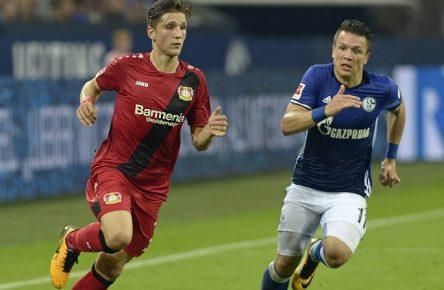 Loser mit Perspektive: Retsos und Konoplyanka von Schalke und Leverkusen