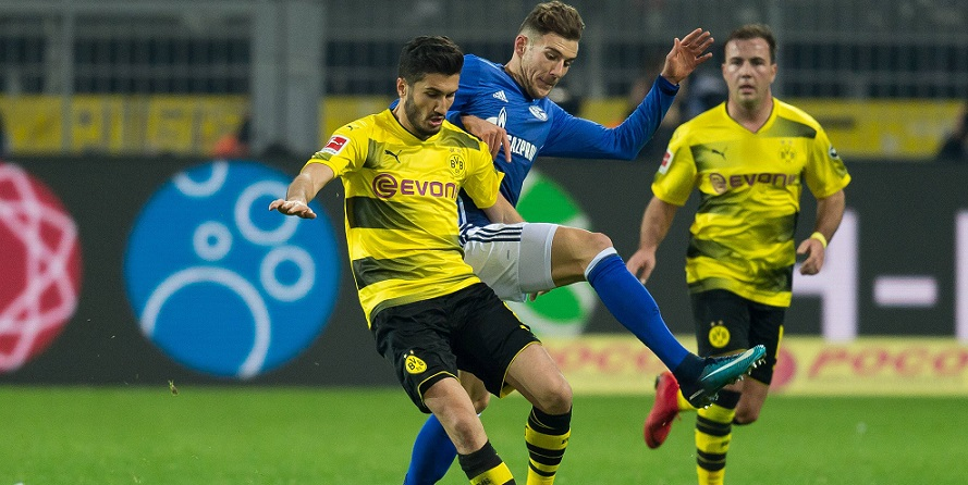Revierderby: Schalke gegen Dortmund, Goretzka gegen Sahin