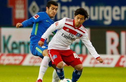 Macht Ito für den HSV in Wolfsburg den Unterschied?