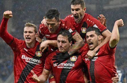 Schafft Bayer Leverkusen die direkte CL-Quali?