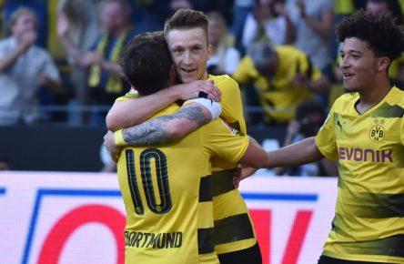 Der BVB feierte gegen Leverkusen seine Wiederauferstehen.