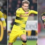 Wer ist besser? Marco Reus vs. Andre Schürrle vs. Maximilian Philipp