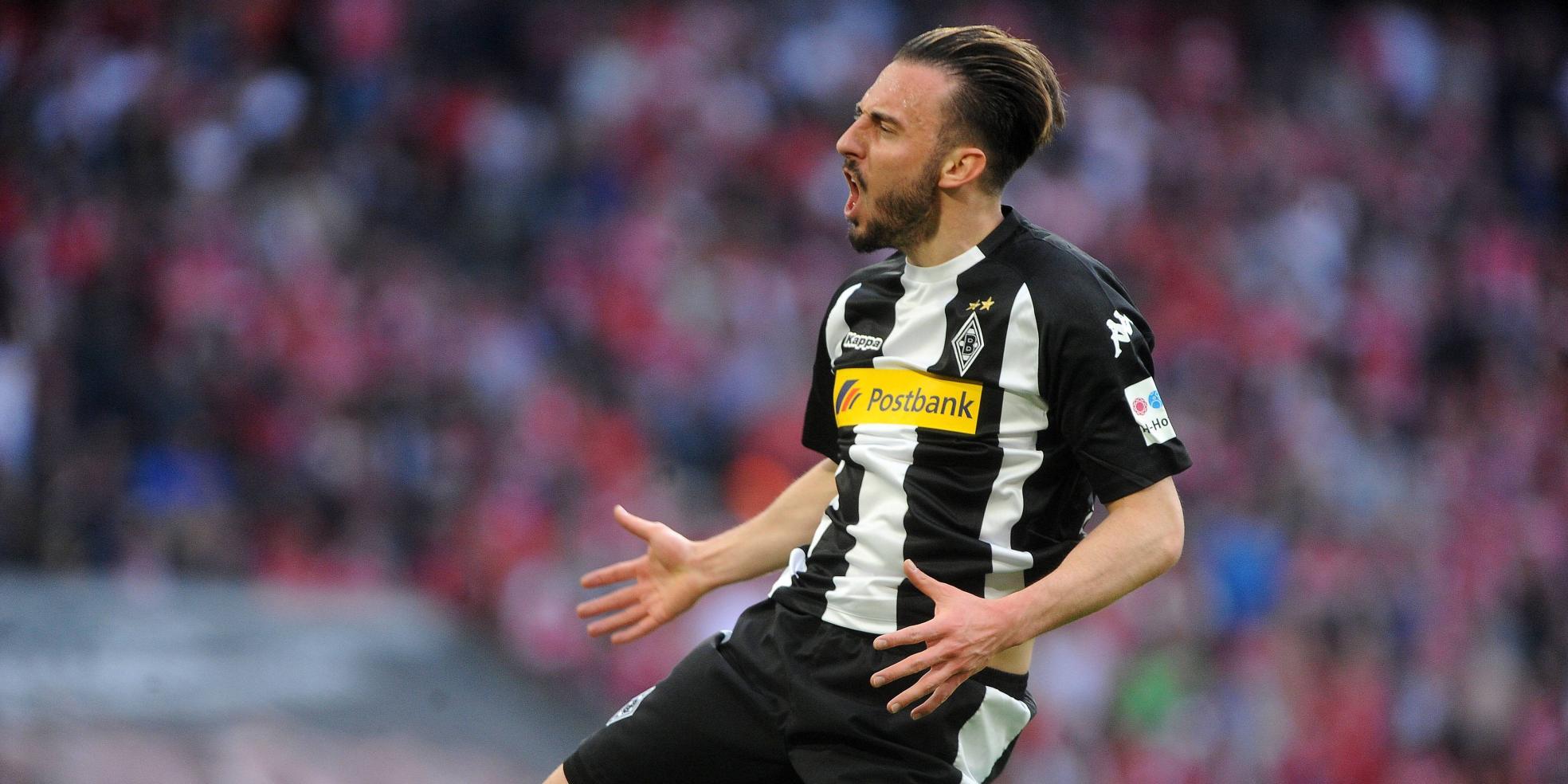 Borussia Mönchengladbachs Josip Drmic trifft wieder