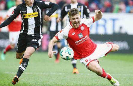 Stammplatzgarantie im Abstiegskampf: Alexander Hack (1.FSV Mainz 05)