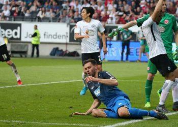 Am Wochenende sicher vielleicht erfolgreicher: Adam Szalai (TSG Hoffenheim)