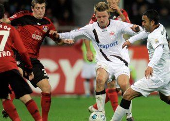 Toni Kroos lieferte damals gegen die Eintracht eine bockstarke Performance an.