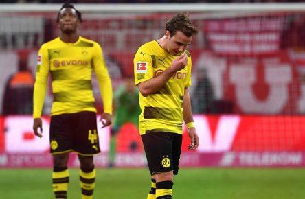 Mario Götze, Michy Batshuayi, BVB, Borussia Dortmund