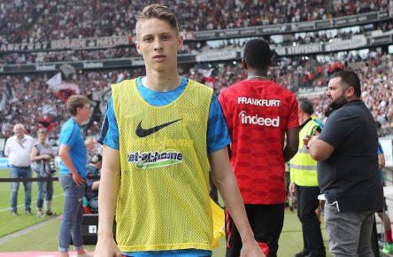 Palko Dardai, Hertha BSC, Youngster, Debüt