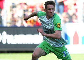 Paul Jaeckel vom VfL Wolfsburg