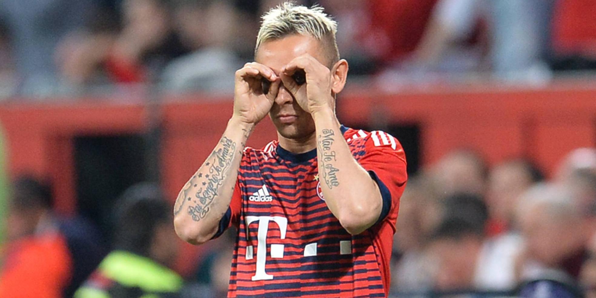 Rafinha spielt beim FC Bayern nochmal groß auf