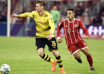 Aktuell wenig gefragt: Piszczek und Thiago von Dortmund und Bayern
