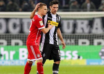 Gesetzt und verletzt: Kimmich und Stindl aus München und Gladbach