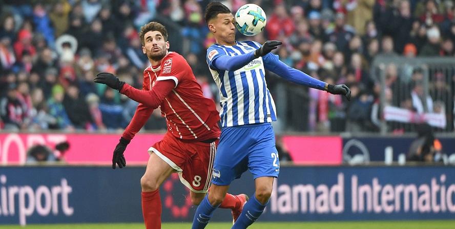Vor dem 34. Spieltag in Form: Martinez und Selke von Bayern und Hertha