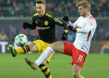 Vor der WM im Aufwind: Reus und Werner von BVB und Leipzig