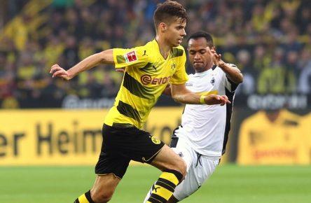 Ready für den Endspurt in der Bundesliga und bei Comunio: Weigl und Raffael