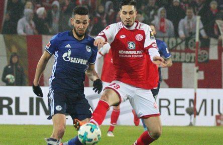 Zuletzt Gegner, bald Mitspieler: Suat Serdar wechselt von Mainz zu Nabil Bentaleb und Schalke 04