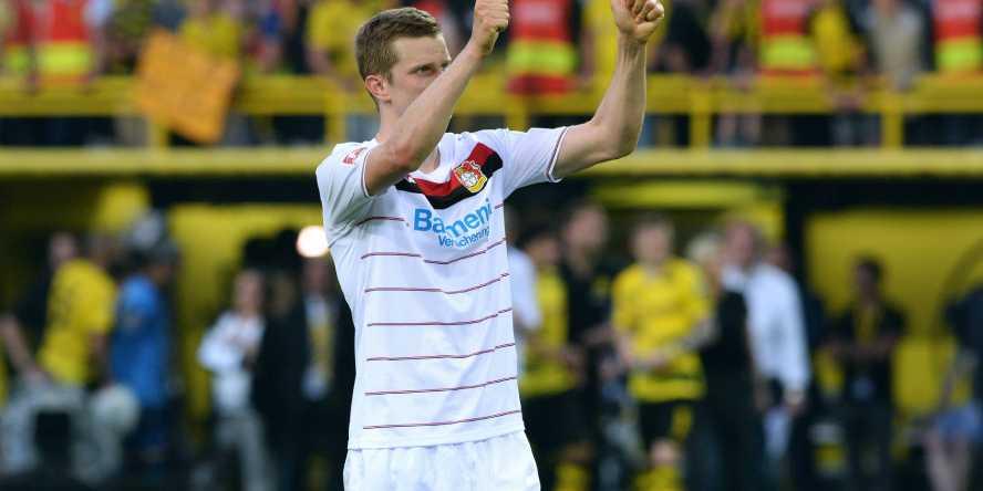 Sven Bender spielte eine starke Saison bei Bayer Leverkusen
