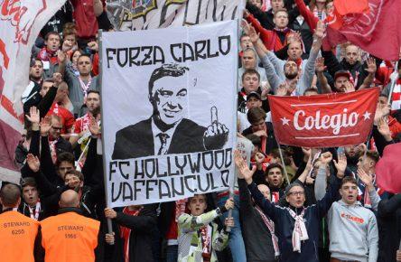 Carlo Ancelotti hinterließ beim FC Bayern Spuren.