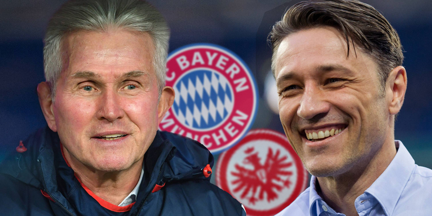Die Final-Trainer in ihrem Abschiedsspielen: Jupp Heynckes und Niko Kovac.