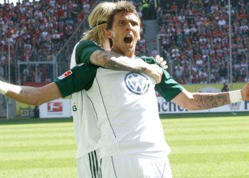 Mario Mandzukic ballerte den 1. FC Köln ab.