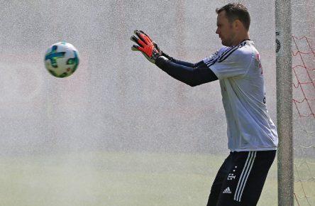 Fährt Manuel Neuer mit zur WM oder nicht?