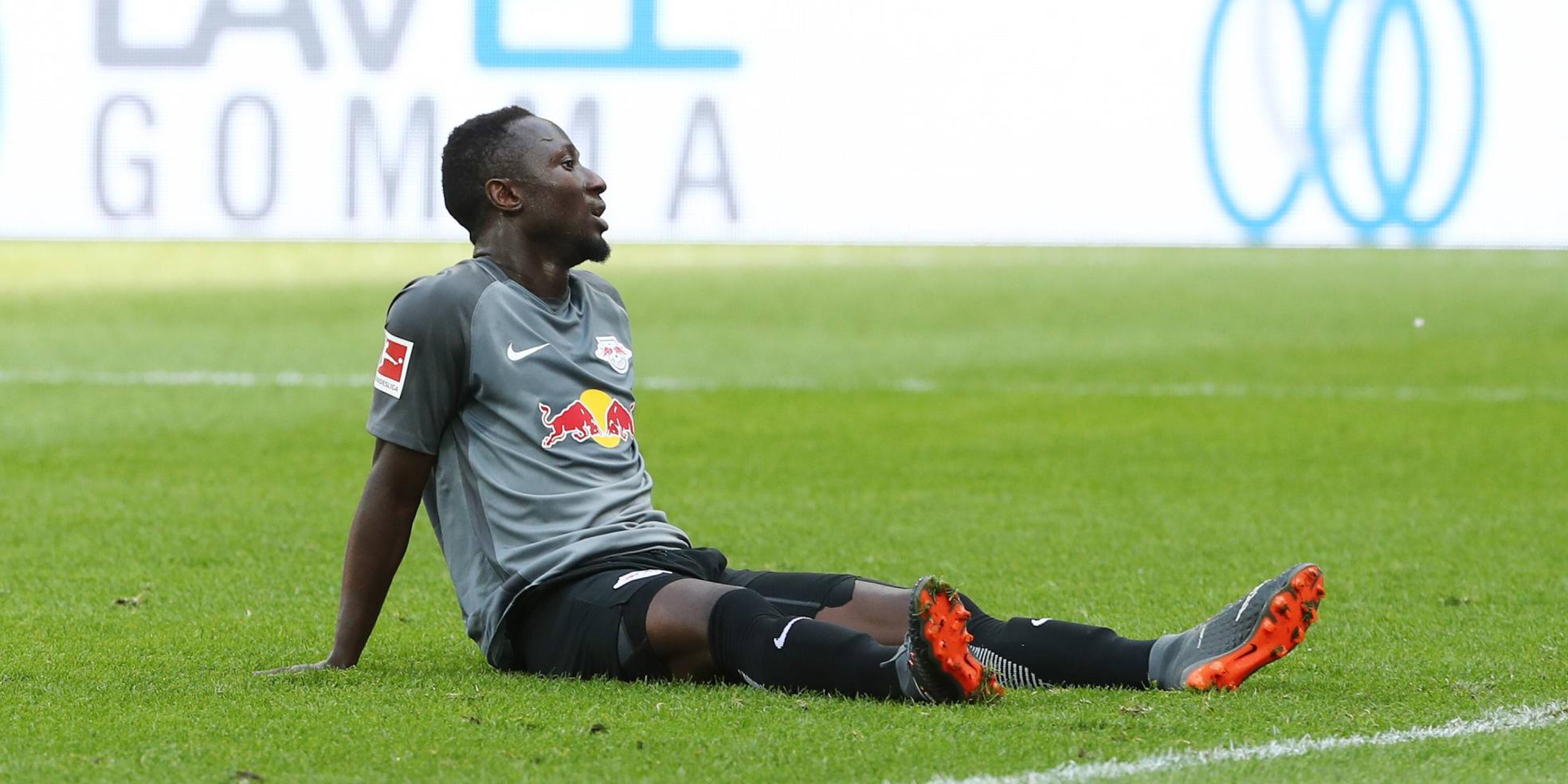 Naby Keita von RB Leipzig