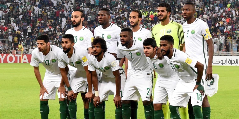 Saudi-Arabien ist erstmals seit 2006 wieder bei einer WM dabei