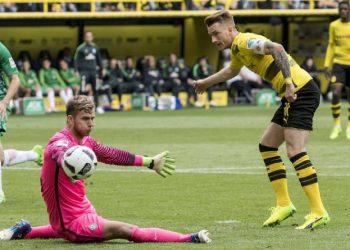 19 Punkte: Marco Reus und seine Borussia lieferten letzte Saison bis zum Schluss