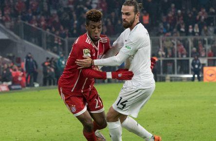Starten sie 2018/19 voll durch? Coman und Harnik von Bayern und Werder