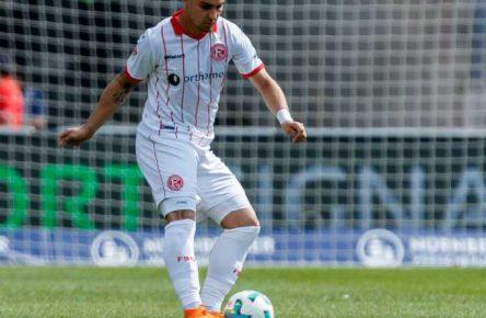 Kaan Ayhan spielte eine starke Saison in der 2. Bundesliga